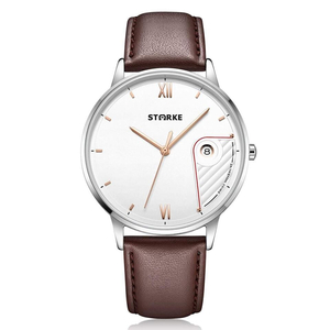 Đồng hồ nam STARKE SK093AM-WLT (dây nâu)