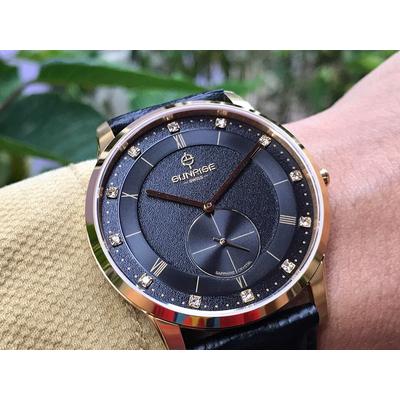 Đồng hồ nam sunrise 1114pa - mkd chính hãng