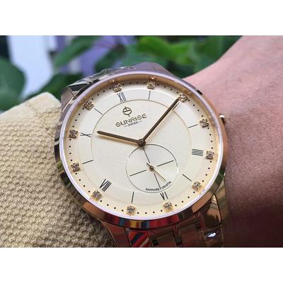 Đồng hồ nam sunrise 1114sa - mkv chính hãng