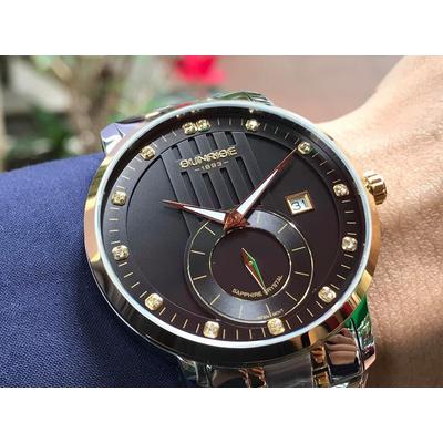 Đồng hồ nam Sunrise 1165sa - mkx chính hãng
