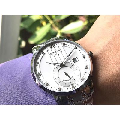 Đồng hồ nam Sunrise 1165sa - mst chính hãng