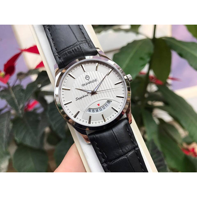 Đồng hồ nam sunrise dm776pwa - lst chính hãng