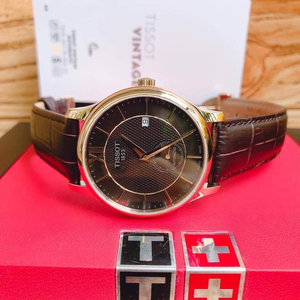 Đồng hồ nam TISSOT TRADITION AUTOMATIC SMALL SECOND T063.428.36.068.00