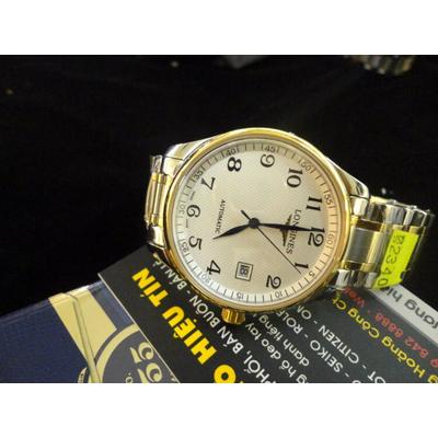 Đồng hồ nam tự động Longines Master Collection l2.628.6.78.6