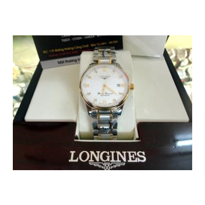 Đồng hồ nam tự động Longines Master Collection Yenuine Diamands Automatic
