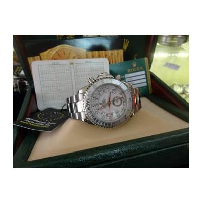 Đồng hồ nam tự động Rolex Yacht-Master II white gold and platinum