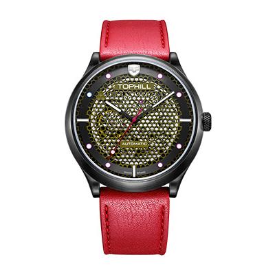 Đồng hồ nam tự động TOPHILL TV002G.BRU chính hãng