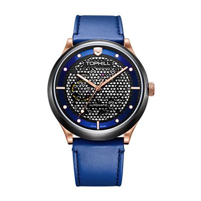 Đồng hồ nam tự động TOPHILL TV002G.RBU chính hãng