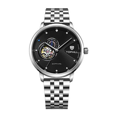 Đồng hồ nam tự động TOPHILL TW060G.SSB chính hãng