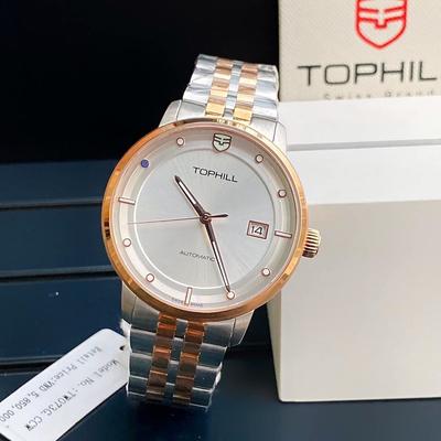 Đồng hồ nam tự động TOPHILL TW073G.ASKRT chính hãng