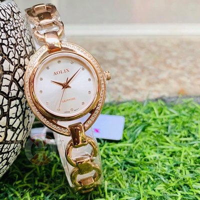 Đồng hồ nữ aolix al1061l - krt chính hãng