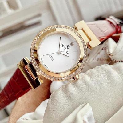 Đồng hồ nữ Bentley BL1858-102LRCD chính hãng