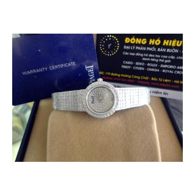 Đồng hồ nữ cao cấp Piaget diamond white G0a04194