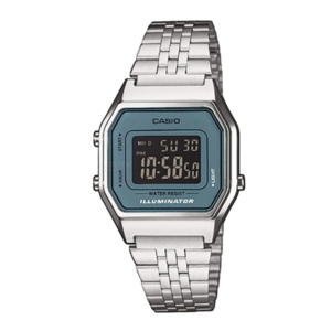 Đồng hồ nữ Casio LA680WA-2BDF