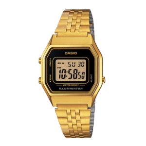 Đồng hồ nữ Casio LA680WGA-1DF