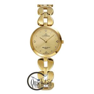 Đồng hồ Nữ Lotusman LT14A.GGJ