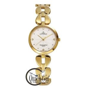 Đồng hồ Nữ Lotusman LT14A.GGW