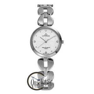 Đồng hồ Nữ Lotusman LT14A.SSW