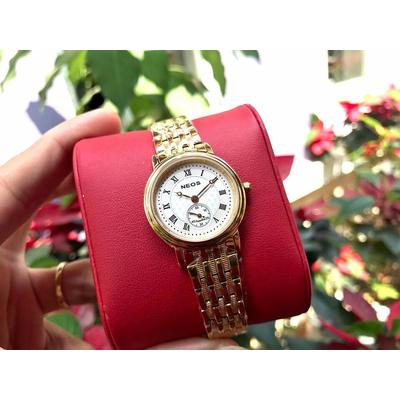 Đồng hồ nữ neos n-30851l - kt chính hãng