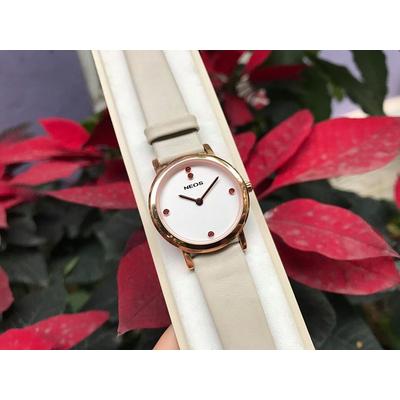 Đồng hồ nữ Neos N-40577L - 2lwkrt chính hãng