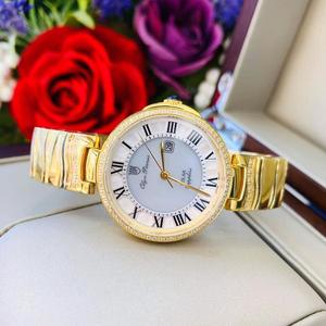Đồng hồ nữ Olym Pianus OP2501DLK-T - Pin năng lượng ánh sáng