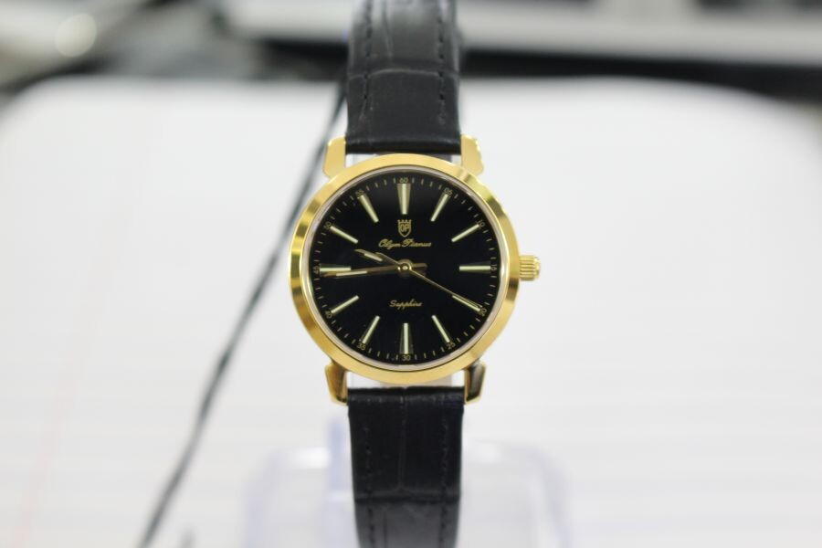 Đồng hồ nữ Olym Pinaus OP130-03LK-GL-D