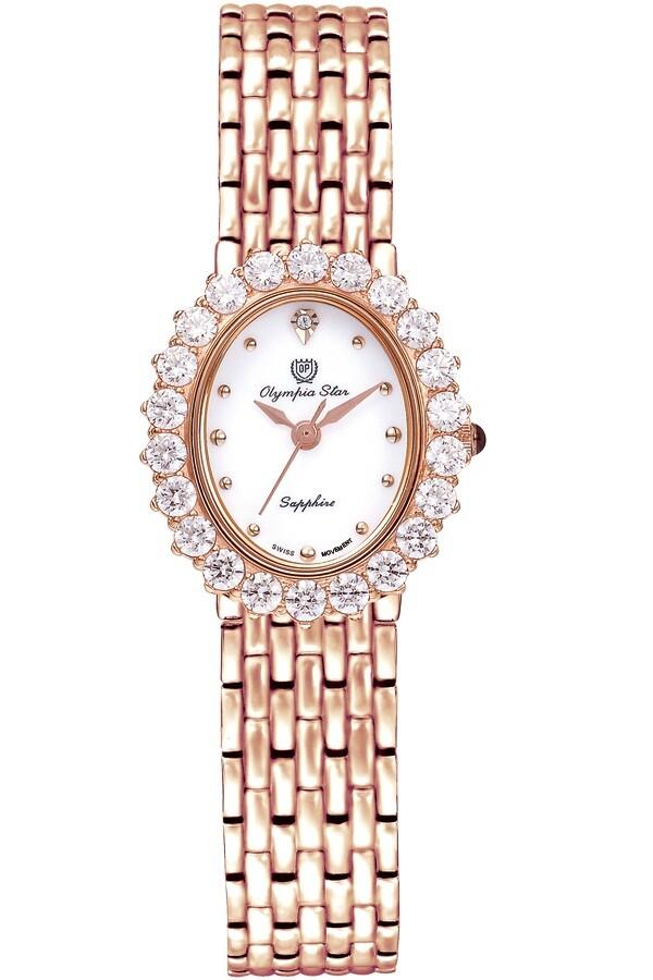 Đồng hồ nữ Olympia Star OPA28006DLR-T