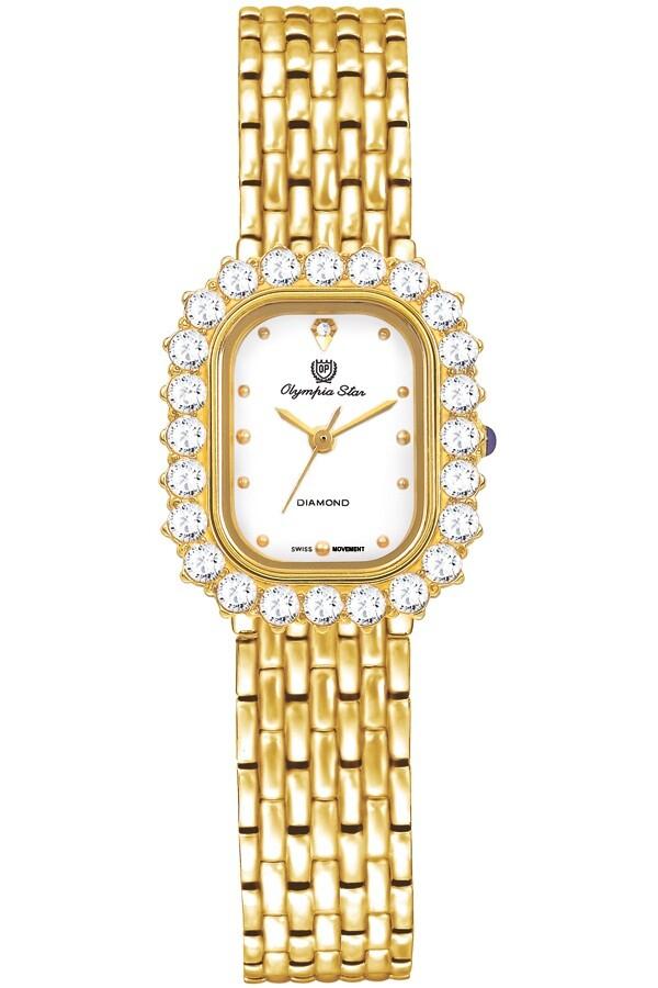 Đồng hồ nữ Olympia Star OPA28015DLK-T