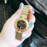 Đồng hồ nữ Olympia Star OPA28042DLK-N (Nâu)