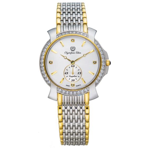 Đồng hồ nữ Olympia Star OPA58045DLSK-T