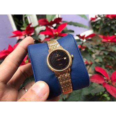 Đồng hồ nữ olympia star opa58063lk-d chính hãng