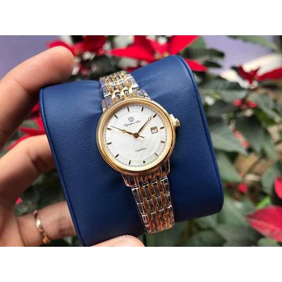 Đồng hồ nữ olympia star opa58063lsk-t chính hãng