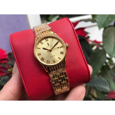 Đồng hồ nữ polo gold pog2605l - kv chính hãng