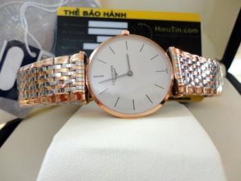 Đồng hồ đôi nam nữ Longines L4.709.2.11.7