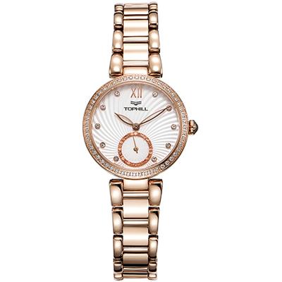 Đồng hồ nữ TOPHILL TE025L.RRW chính hãng