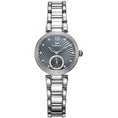 Đồng hồ nữ TOPHILL TE025L.SSB chính hãng