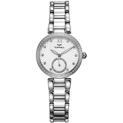Đồng hồ nữ TOPHILL TE025L.SSW chính hãng