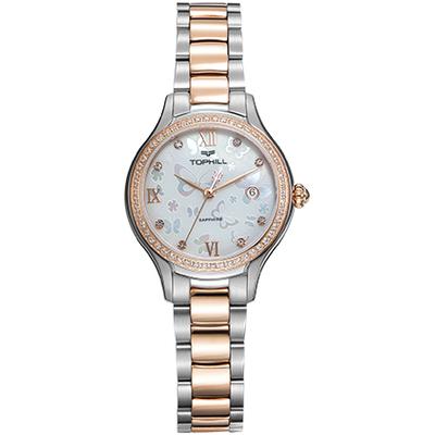 Đồng hồ nữ TOPHILL TE026L.CCW chính hãng