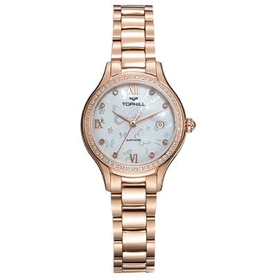 Đồng hồ nữ TOPHILL TE026L.RRW chính hãng
