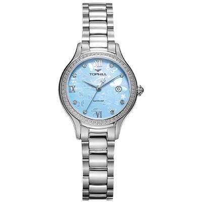 Đồng hồ nữ TOPHILL TE026L.SSU chính hãng