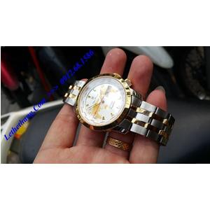 Đồng hồ Olym Pianus bản đồ OP990-17AGSK-T