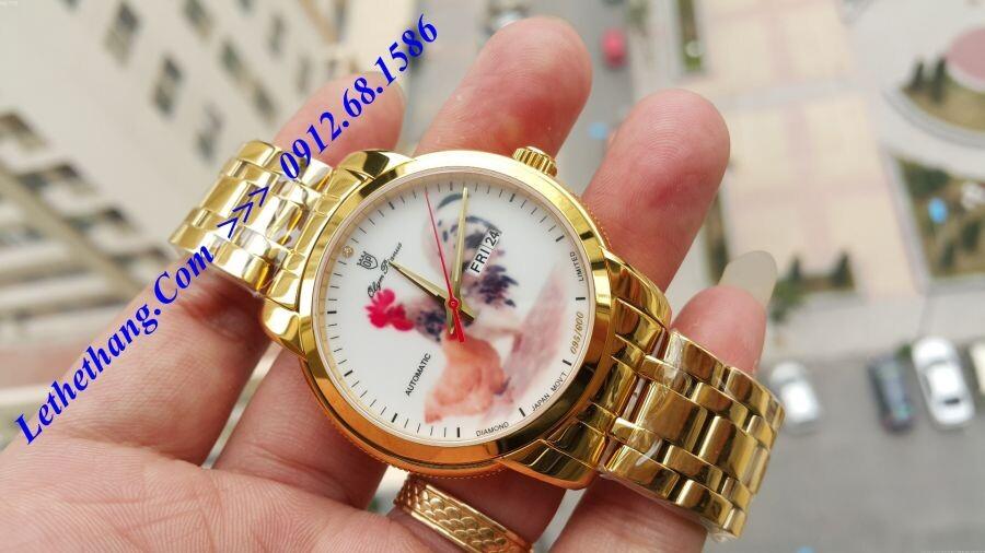 Đồng hồ Olym Pianus OP990-13.752AMK-T