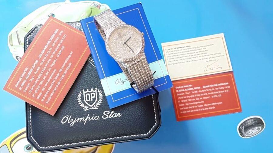 Đồng hồ Olympia Star OPA55952DMS