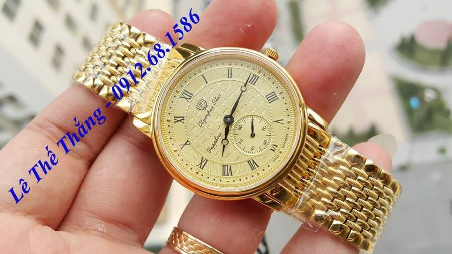 Đồng hồ Olympia Star OPA580501MK-V