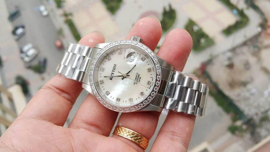 Đồng hồ Rhythm RA1625S-T