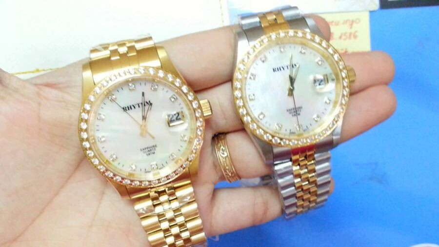 Đồng hồ Rhythm RQ1617S.01