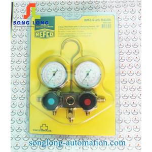 ĐỒNG HỒ SẠC GAS REFCO BM2-6-DS-R410A