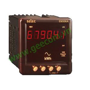 Đồng Hồ ĐO kWh EM306-A