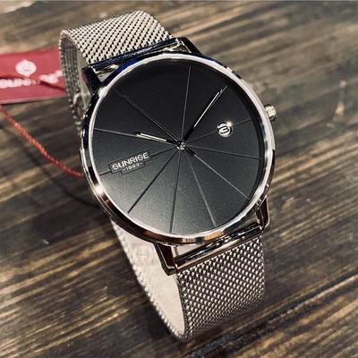 Đồng hồ nam Sunrise 1198SA - msd chính hãng