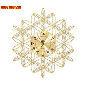Đồng hồ trang trí Cánh Hoa Lộc Xuân
